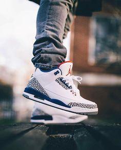 promo code e6d1f 919eb Air Jordan 3, Air Jordan Shoes, Basketball Sneakers, Nike Id, Fresh Kicks