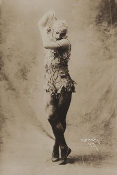 Felix Nadar Room: Ballet Russes photo album
