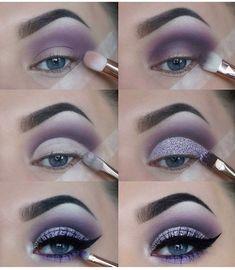 Tipps Easy Eye Make-up für Frauen 2019 - Seite 35 # eyes . - Skin Care - Make Up Monolid Makeup, Smokey Eye Makeup, Makeup For Brown Eyes, Eyeshadow Makeup, Makeup Brushes, Glitter Eyeshadow, Eyeshadow Brushes, Simple Eye Makeup, Natural Eye Makeup