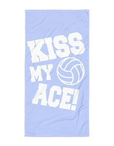 Kiss my ace – Beach Blanket