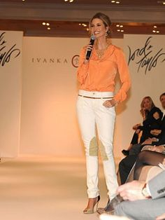 ivanka trump style | Ivanka Trump on her New Label and Dressing for Success | TeenVogue.com