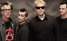 THE OFFSPRING release new video
