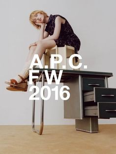 Fashion Copious - Laura Hagested & Benno Bulang for A.W 2016 Resort Collection Campaign by Coco Capitán