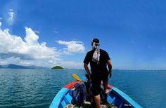 Du lịch Điệp Sơn Nha Trang khám phá con đường bộ trên biển độc đáo