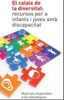 Guia bibliogràfica:  El calaix de la diversitat: Recursos per a infants i joves amb discapacitat