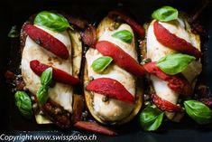 Balsamic and Tomato Roast Chicken