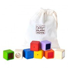 Plan Toys Sense Blocks-listing