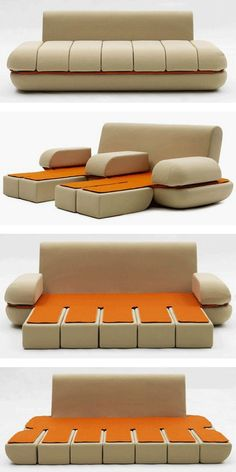 We need a more functional couch. Like this one.