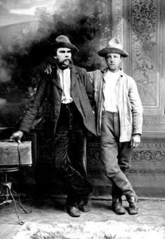 Charles Baudelaire et Arthur Rimbaud