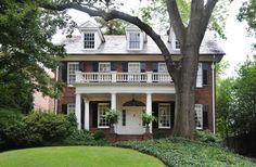 Meticulously restored in Atlanta. Designed by distinguished Georgia architect Neel Reid in 1917.