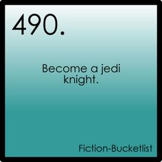 fiction bucketlist