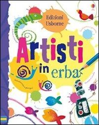 Artisti in erba - Fiona Watt - Libro - Usborne Publishing - Arte Fiona Watt, Create Picture, Paper Plane, Inspirational Books, Totems, Simple Nails, Easy Nails, Elementary Art, In Kindergarten