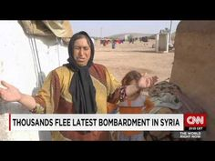 Video shows Syrians near Aleppo hiding from airstrikes under mattresses - WW3 Daily News
