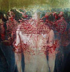 'Cherub del dissanguamento' by Agostino Arrivabene