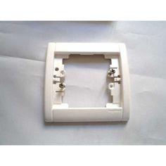 plaque de finition blanc legrand sagane opalis 850 00