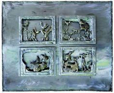 Rzeźba kameralna - Rzeźba & odlewnictwo