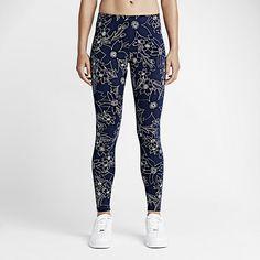 Nike Leg-A-See Hawaiian 2 Women's Tights @ Nike Store. Want.