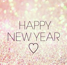 HAPPY NEW YEAR TO ALL MY FOLLOWERS!!!!! Make this the start of something new ;)
