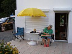 Heerlijk aquarelleren op vakantie in de Vendee.