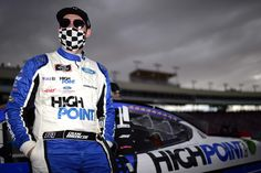 NASCAR driver set to run several dirt races during off-season