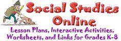 Social Studies Ideas by hattie