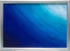 COOL画「深的ブルーグラデーション」[ART ZERO…]   ART-Meter