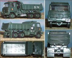 NVA: LKW Tatra 815 (Igra 678?) H0