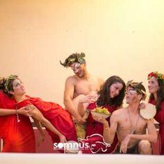 Los Placeres de la mesa romana (almuerzos / cenas romanas) #TurismoCultural #EscapadaCultural #Almedinilla #Subbetica #Córdoba