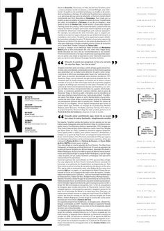 Would love to implement this kind of layout in my posters sometime. Text Layout, Poster Layout, Print Layout, Magazine Layout Design, Book Design Layout, Magazine Layouts, Newspaper Design Layout, Graphic Design Posters, Graphic Design Typography