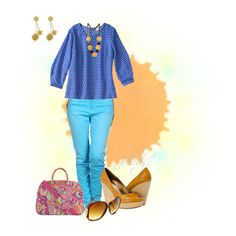 """""""ttyblue"""" by joliedy on Polyvore"""