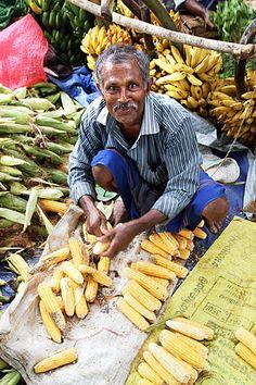 Corn-Man, Dickwella, Sri Lanka (www.secretlanka.com)