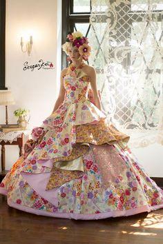 Sugar Kei (kei-015)|Sugar Keiドレス|岐阜・名古屋の貸衣裳・ドレスレンタル ウェディングプラザ二幸 - http://www.weddingplazaniko.com/lineup/dress/sugar_kei2617.html