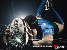 Canal+ Sport - Rugby on Behance