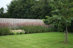 Anno2000 tuinen | De houten muur