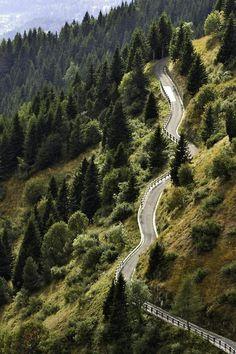 Mountain Highway, Switzerland