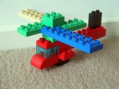 DUPLO airport | LEGO DUPLO Ideas