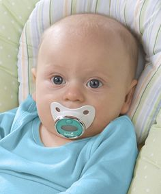 Another great find on #zulily! Summer Infant Blue Pacifier Thermometer by Summer Infant #zulilyfinds