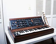 31 Best Moog Minimoog images in 2013 | Music instruments