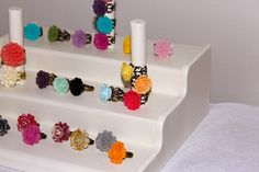 ring or jewelry display for my craft shows.