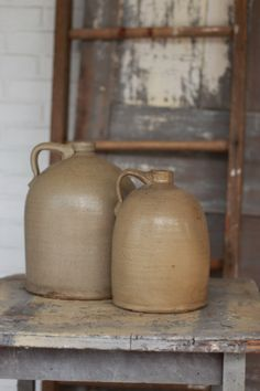 Cocalico Creek Country Store ~ Antique Crocks