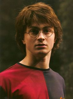 Picture of Daniel Radcliffe in Harry Potter and the Goblet of Fire - gof_movieposterbook_dan_6.jpg