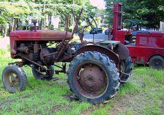 antique tractors | Antique Tractor & Fork Lift For Sale | Love's Photo Album
