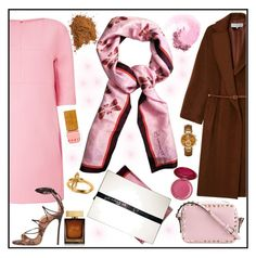 """""""LISAN LY"""" by gaby-mil ❤ liked on Polyvore featuring Marni, Gérard Darel, Dsquared2, Valentino, NARS Cosmetics, Dolce&Gabbana, Habit Cosmetics, Allurez, Michael Kors and women's clothing"""