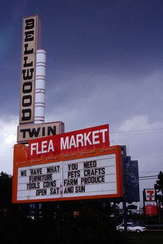 Bellwood Twin Flea Market Drive......... Richmond, Virginia