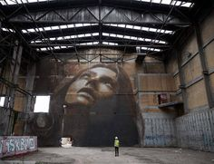 The Alpha Project by Rone in Australia.