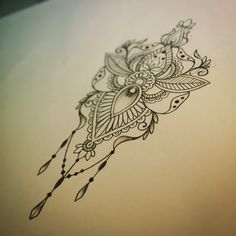 60 Mandala Tattoo Designs (part Mandala Tattoo Design, Dotwork Tattoo Mandala, Mandala Tattoo Meaning, Ganesh Tattoo, Henna Tattoo Designs, Mandalas Painting, Mandalas Drawing, Full Sleeve Tattoos, Sleeve Tattoos For Women