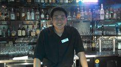 Bartender Jason at Kabuki in Tivoli Village