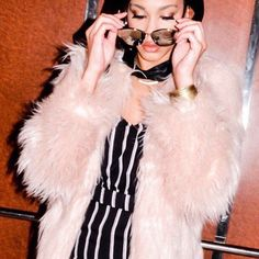 Fabulous Nights #statementjacket #fashioneditorial Style Link Miami X House of She