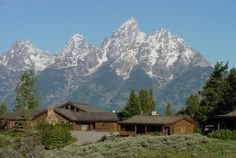 Wyoming dude ranch - I would love to try this type of vacation!