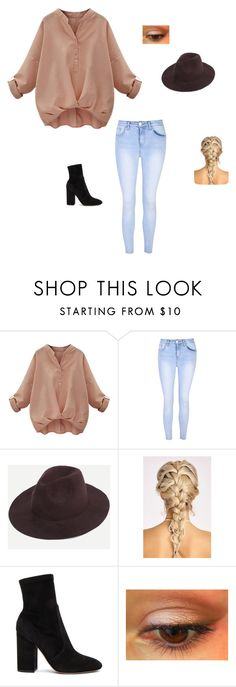 """""""Meeting AJ Again"""" by maryvarleyrox ❤ liked on Polyvore featuring Glamorous and Valentino"""